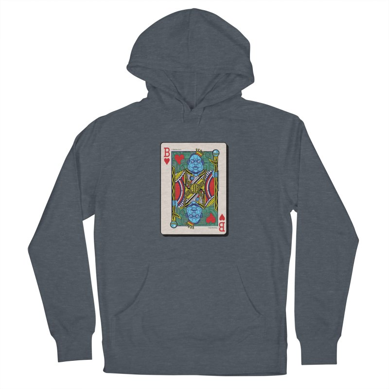 Notorious Men's French Terry Pullover Hoody by Jesse Philips' Artist Shop
