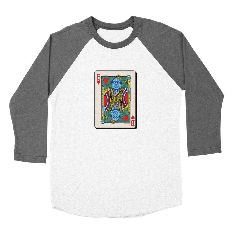 Notorious Men's Baseball Triblend Longsleeve T-Shirt by Jesse Philips' Artist Shop