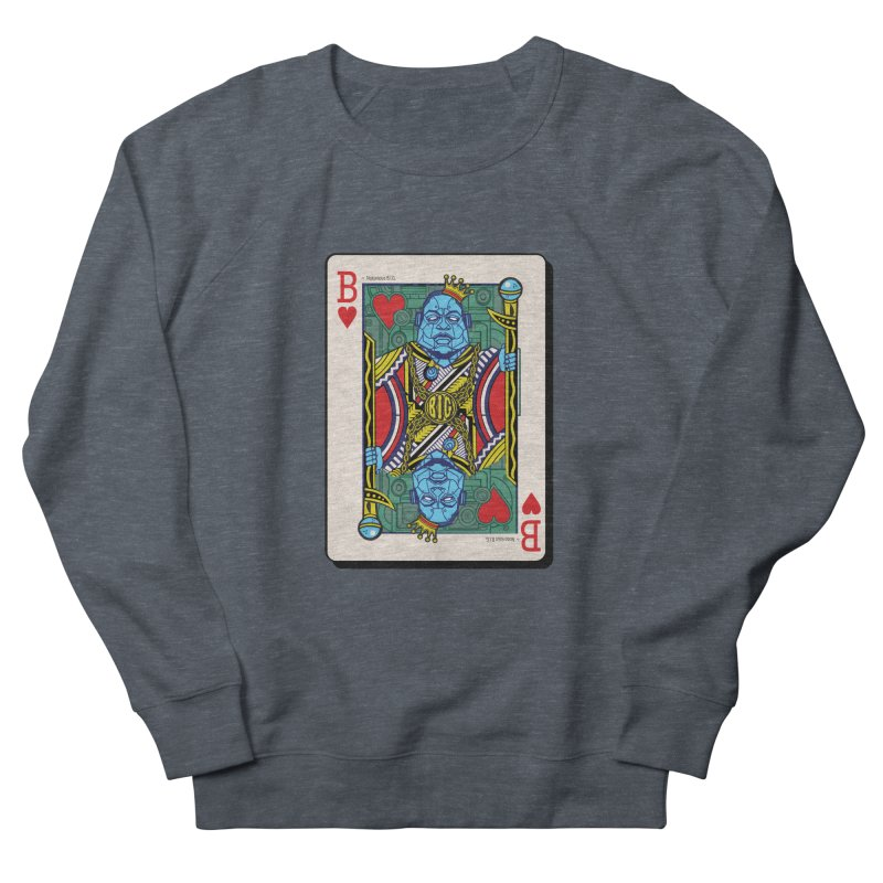 Notorious Men's Sweatshirt by Jesse Philips' Artist Shop