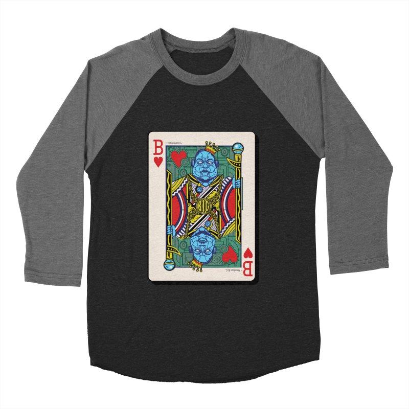 Notorious Men's Baseball Triblend T-Shirt by Jesse Philips' Artist Shop