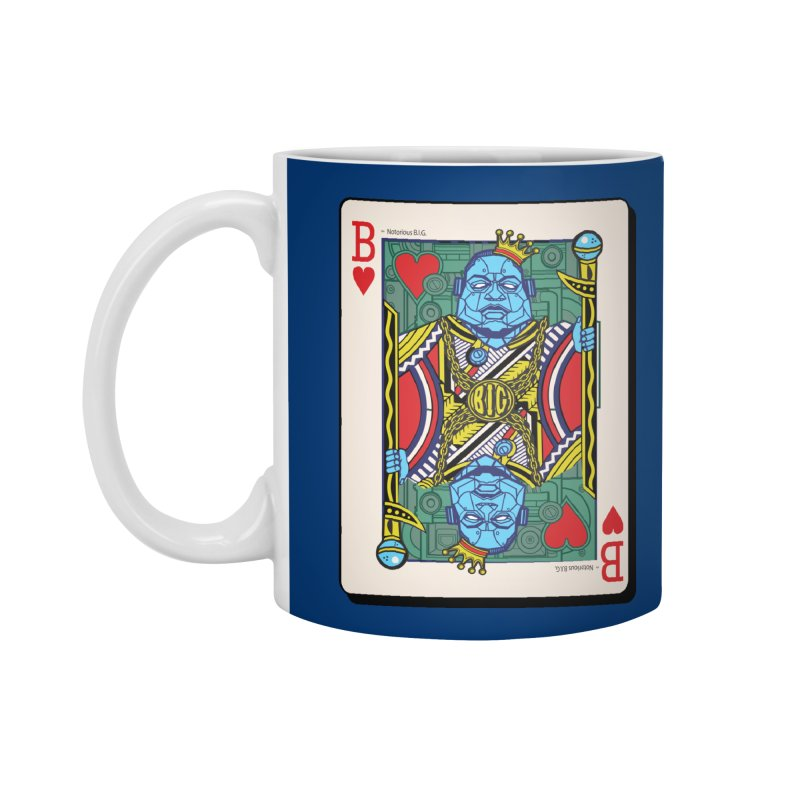 Notorious Accessories Standard Mug by Jesse Philips' Artist Shop