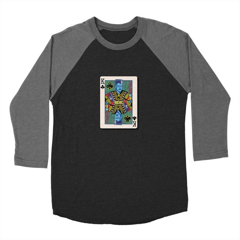 Big Daddy Men's Baseball Triblend Longsleeve T-Shirt by Jesse Philips' Artist Shop