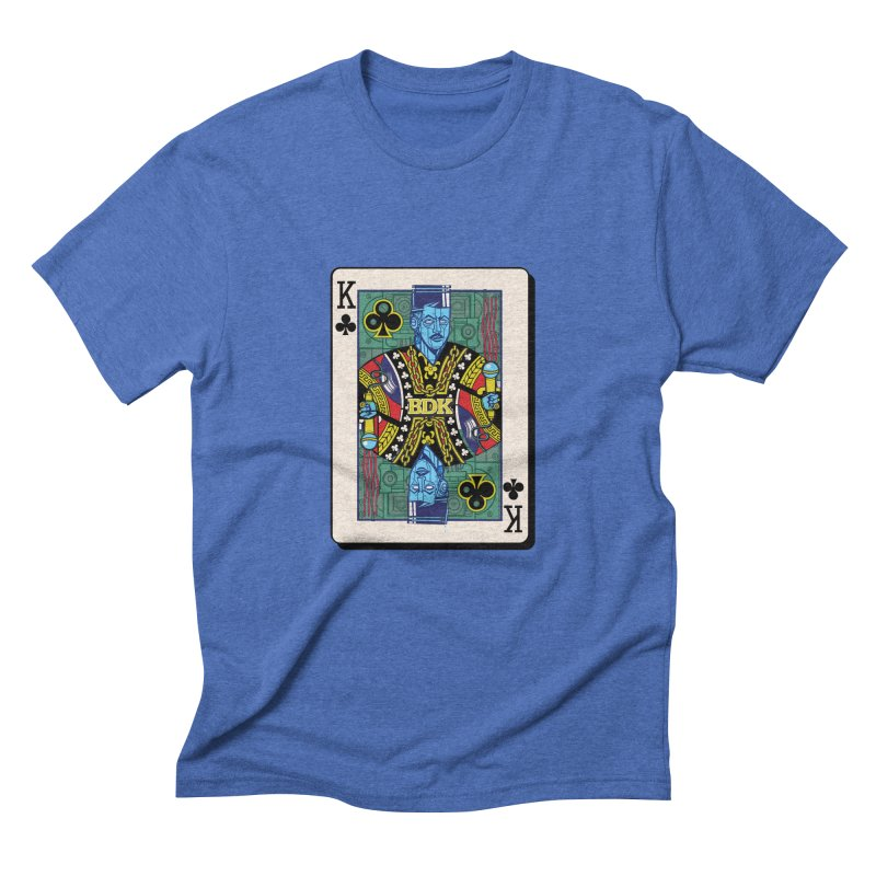Big Daddy Men's Triblend T-Shirt by Jesse Philips' Artist Shop