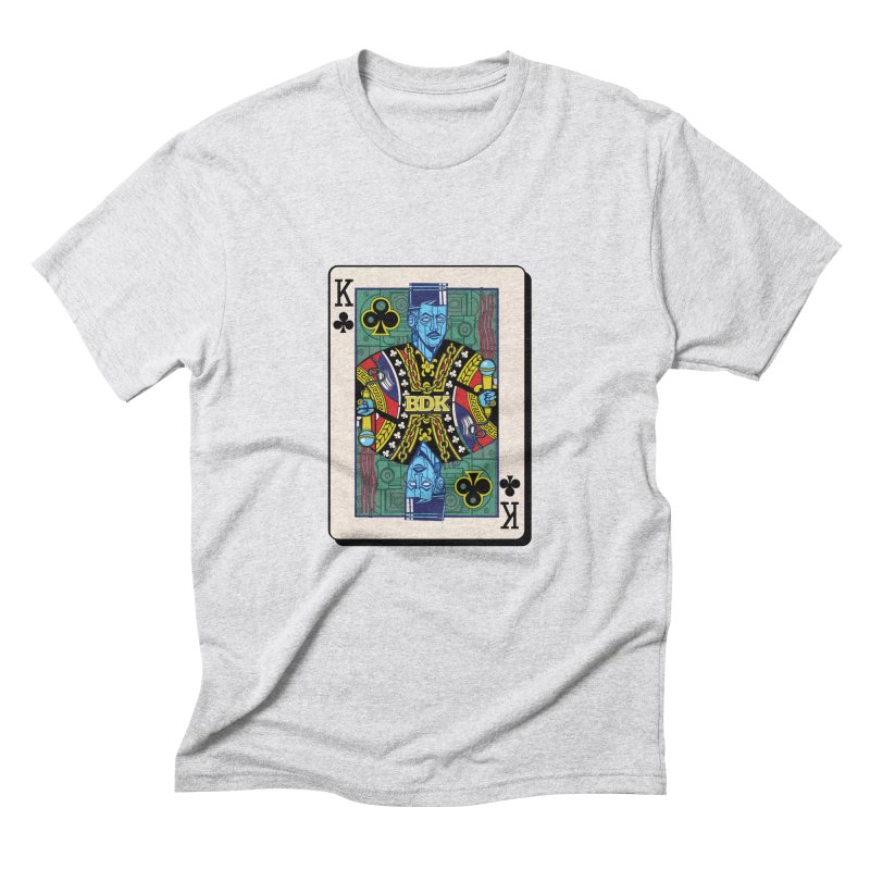 Big Daddy Men's Triblend T-Shirt by Jesse Philips' Artist Shop