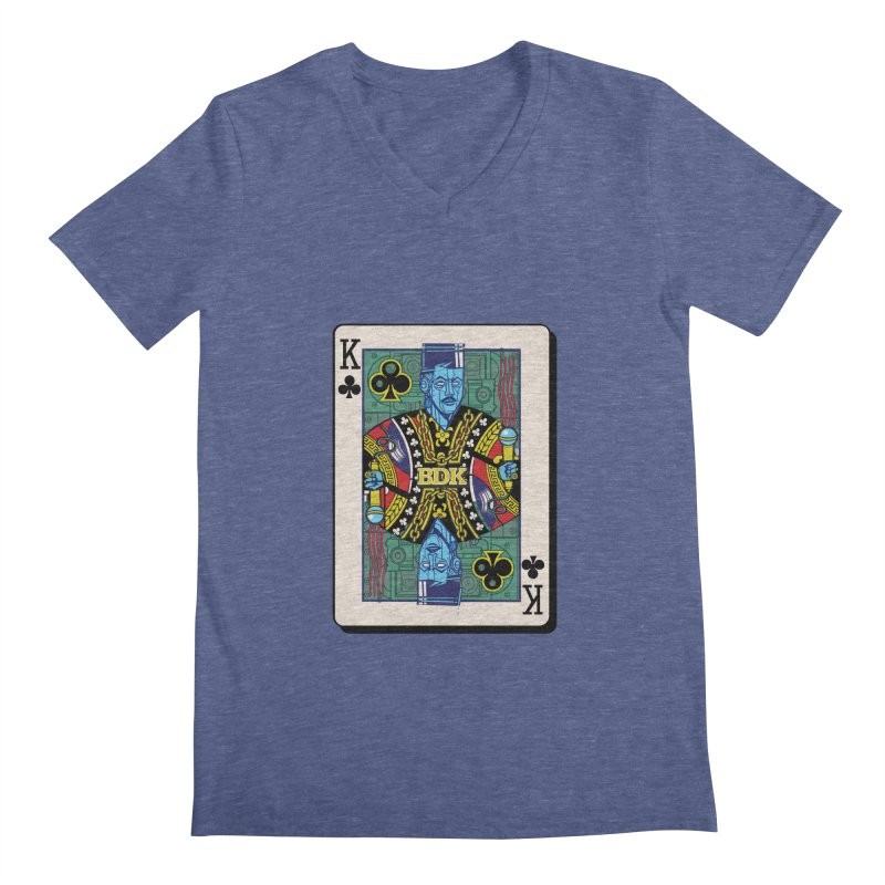 Big Daddy Men's V-Neck by Jesse Philips' Artist Shop