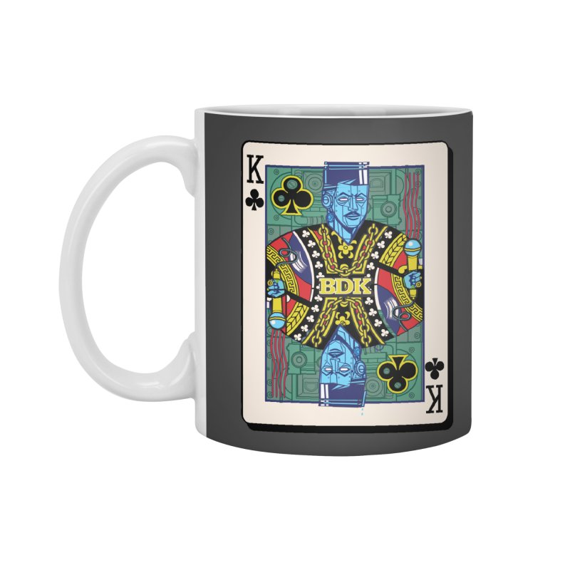 Big Daddy Accessories Standard Mug by Jesse Philips' Artist Shop