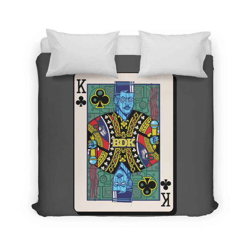 Big Daddy Home Duvet by Jesse Philips' Artist Shop