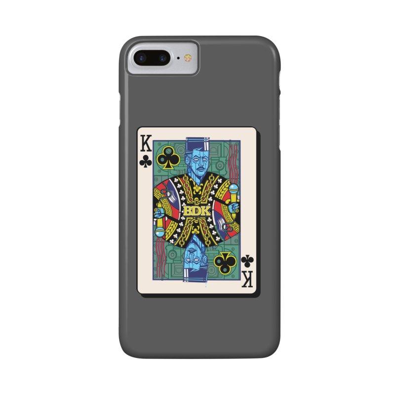 Big Daddy Accessories Phone Case by Jesse Philips' Artist Shop