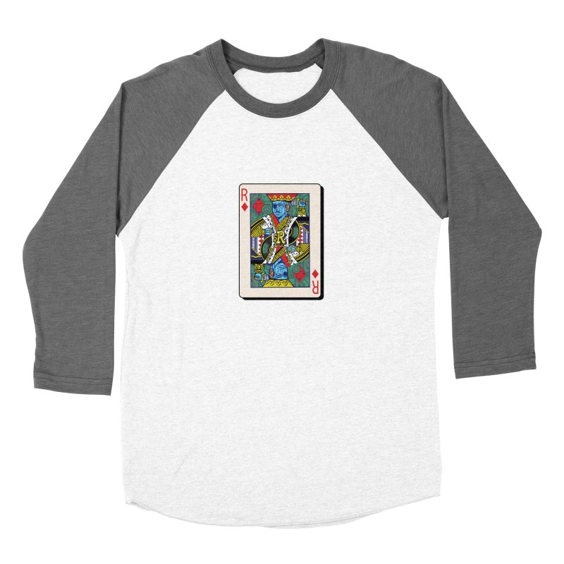 The Ruler Women's Longsleeve T-Shirt by Jesse Philips' Artist Shop
