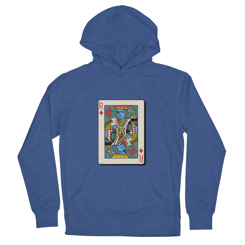 The Ruler Women's Pullover Hoody by Jesse Philips' Artist Shop
