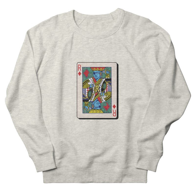 The Ruler Men's Sweatshirt by Jesse Philips' Artist Shop