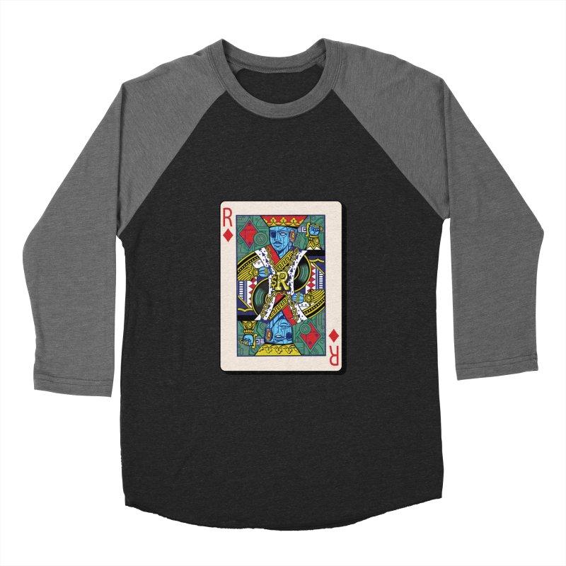 The Ruler Women's Baseball Triblend T-Shirt by Jesse Philips' Artist Shop