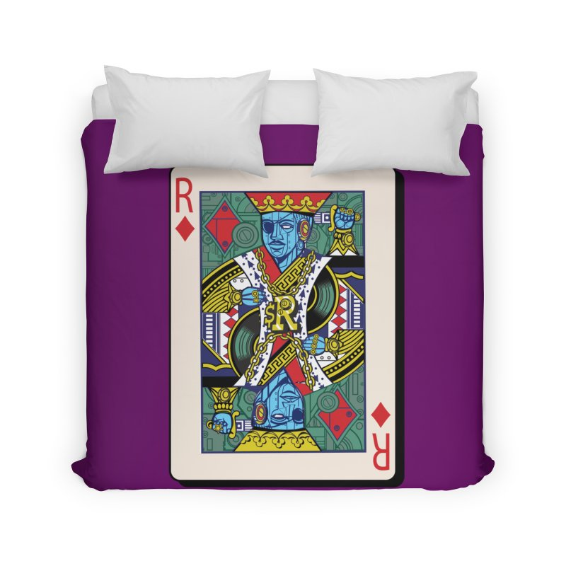 The Ruler Home Duvet by Jesse Philips' Artist Shop