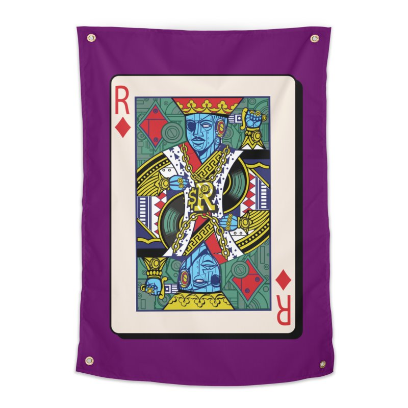 The Ruler Home Tapestry by Jesse Philips' Artist Shop