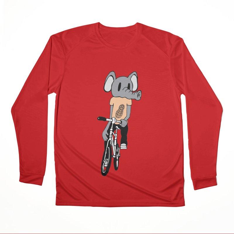 Kawaii Ride Men's Performance Longsleeve T-Shirt by Jesse Quam