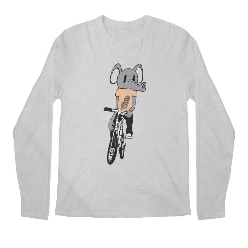 Kawaii Ride Men's Regular Longsleeve T-Shirt by Jesse Quam