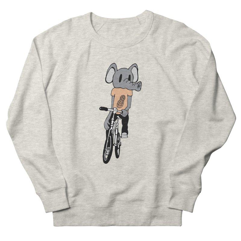 Kawaii Ride Women's French Terry Sweatshirt by Jesse Quam