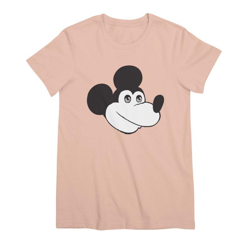 Kawaii Quam Women's Premium T-Shirt by Jesse Quam