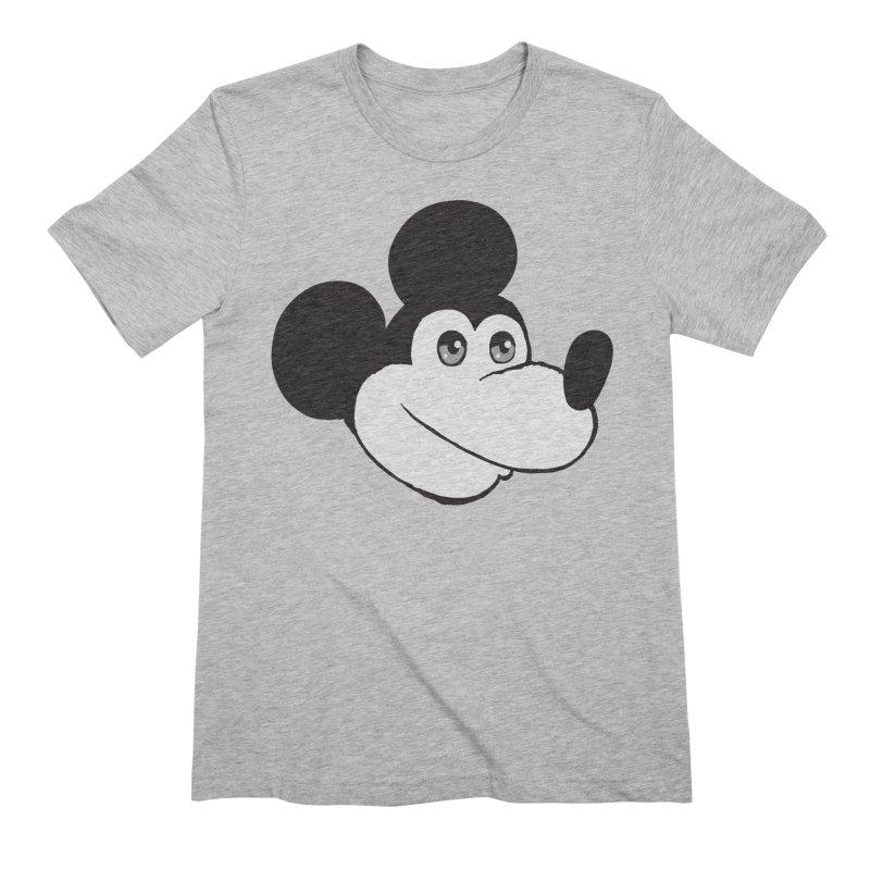 Kawaii Quam Men's Extra Soft T-Shirt by Jesse Quam