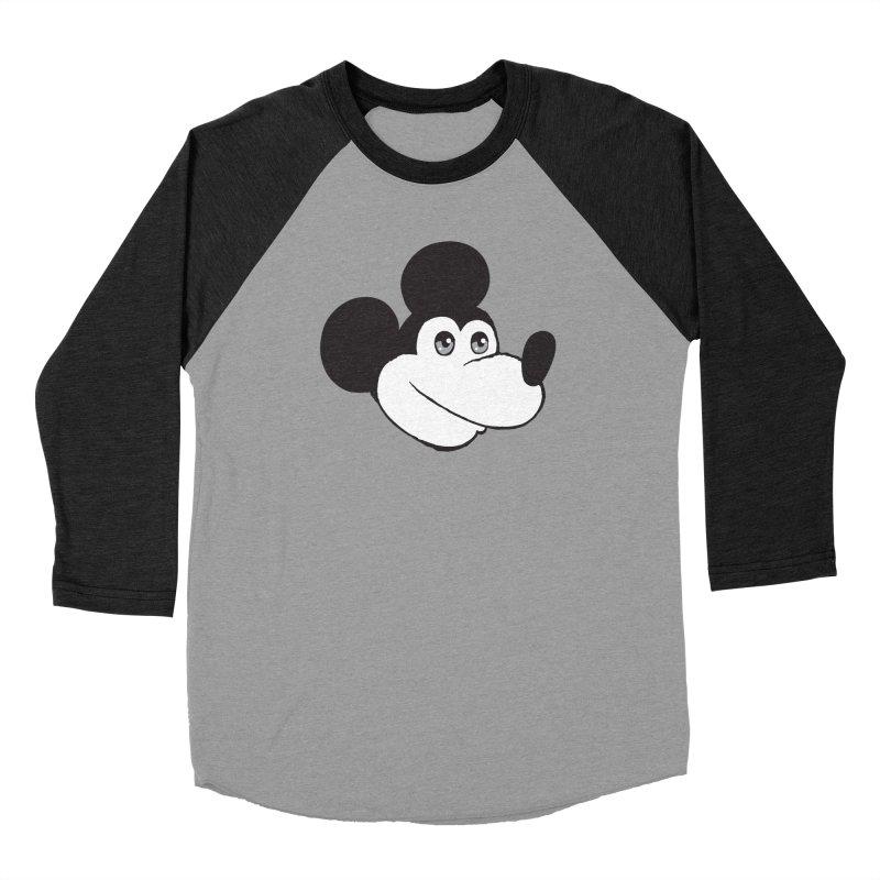 Kawaii Quam Women's Baseball Triblend Longsleeve T-Shirt by Jesse Quam