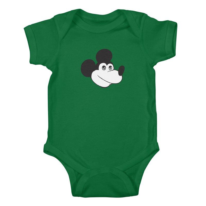 Kawaii Quam Kids Baby Bodysuit by Jesse Quam