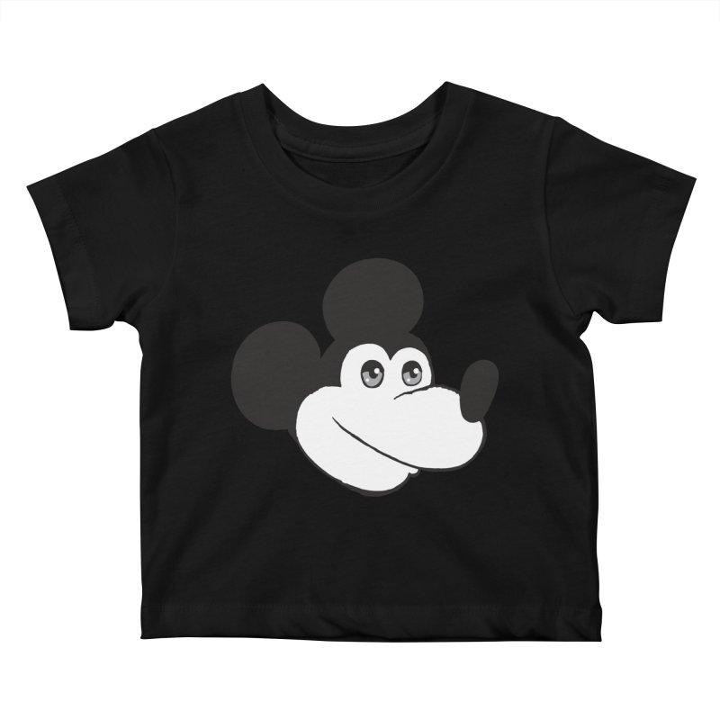 Kawaii Quam Kids Baby T-Shirt by Jesse Quam