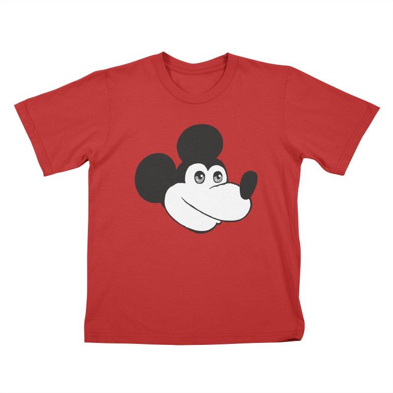 Kawaii Quam Kids T-Shirt by Jesse Quam