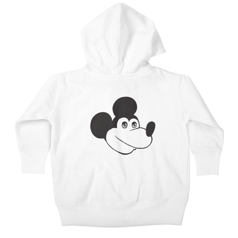 Kawaii Quam Kids Baby Zip-Up Hoody by Jesse Quam