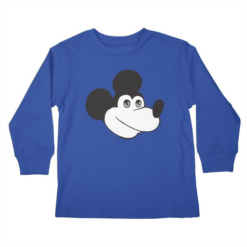 Kawaii Quam Kids Longsleeve T-Shirt by Jesse Quam
