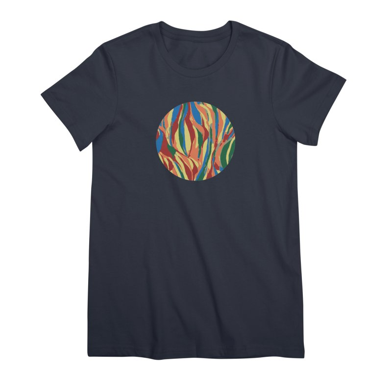 Homegrown Women's Premium T-Shirt by Jesse Quam