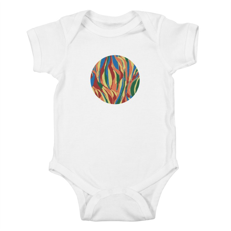 Homegrown Kids Baby Bodysuit by Jesse Quam
