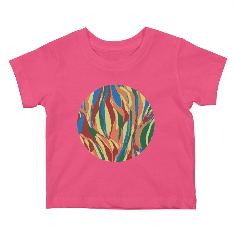 Homegrown Kids Baby T-Shirt by Jesse Quam