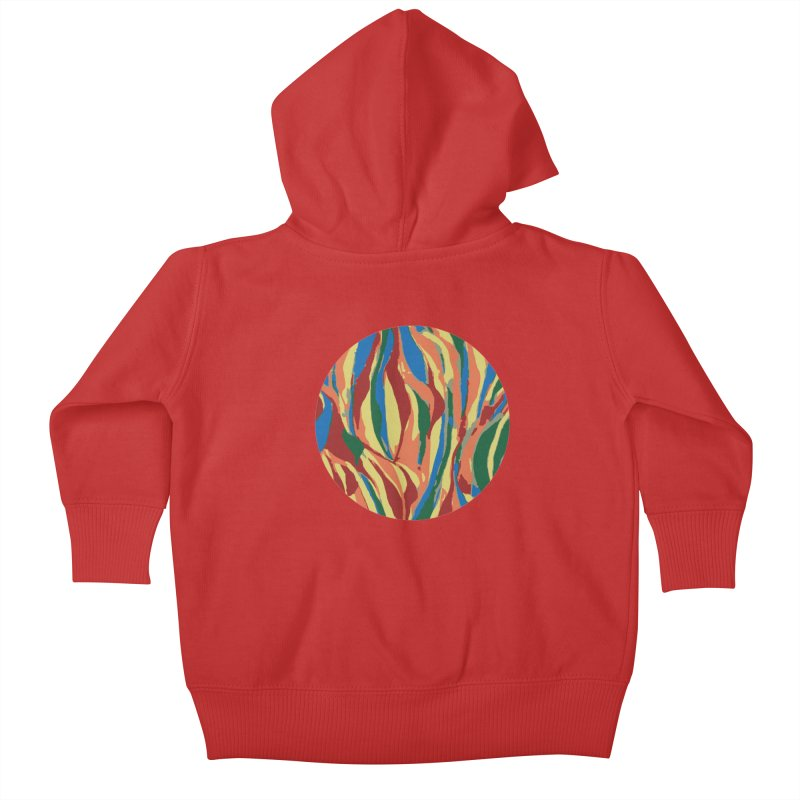 Homegrown Kids Baby Zip-Up Hoody by Jesse Quam