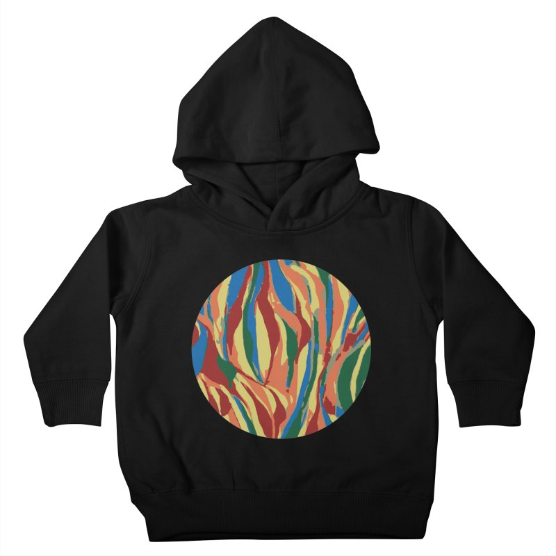 Homegrown Kids Toddler Pullover Hoody by Jesse Quam