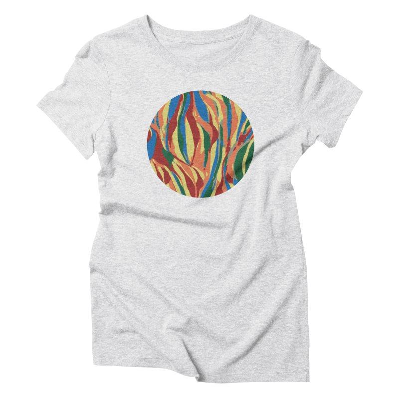 Homegrown Women's Triblend T-Shirt by Jesse Quam