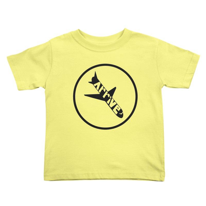 Arrive Kids Toddler T-Shirt by Jesse Quam
