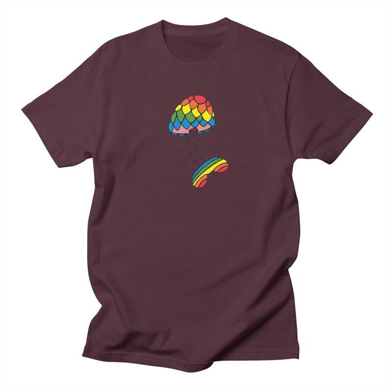 Fun Undone Women's Regular Unisex T-Shirt by Jesse Quam