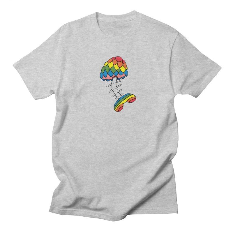 Fun Undone Men's Regular T-Shirt by Jesse Quam