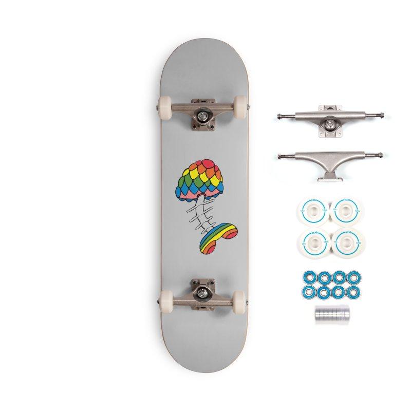 Fun Undone Accessories Complete - Basic Skateboard by Jesse Quam
