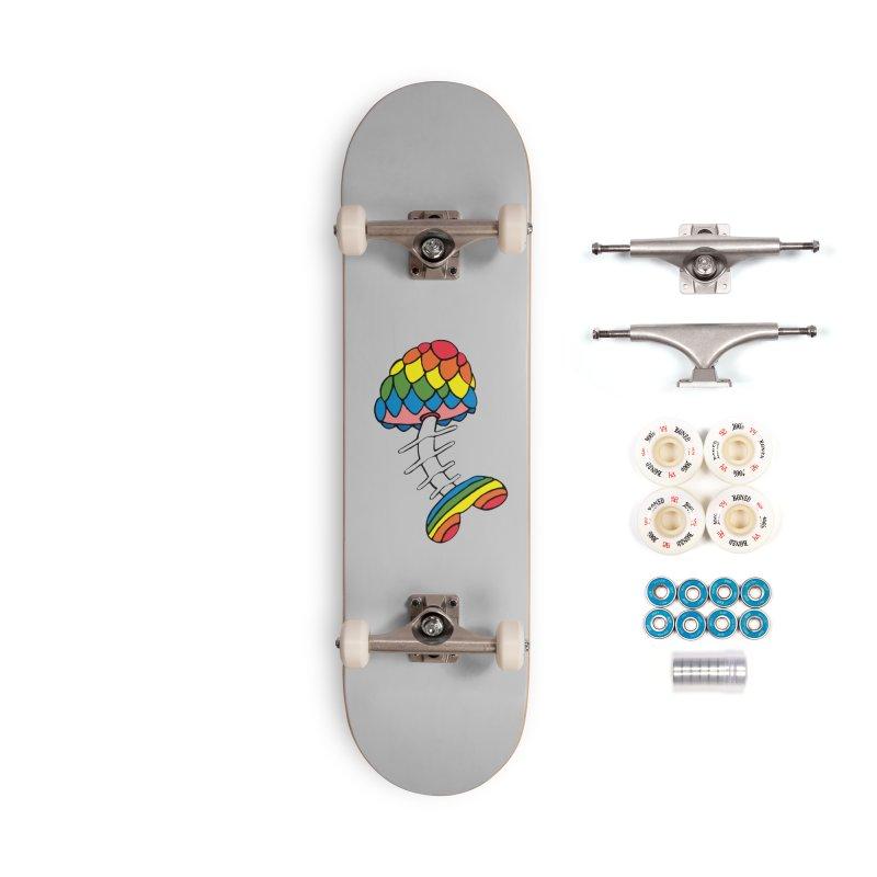 Fun Undone Accessories Complete - Premium Skateboard by Jesse Quam