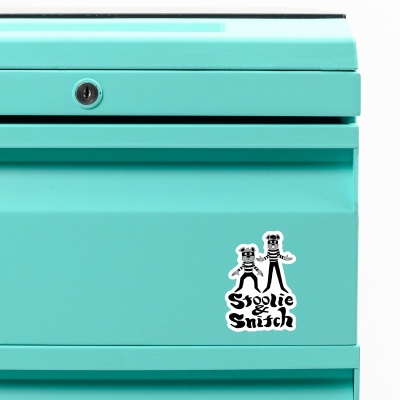 Stoolie & Snitch Accessories Magnet by Jesse Quam
