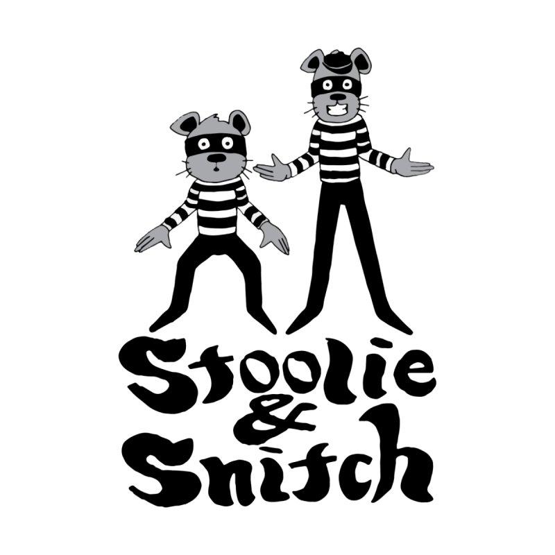 Stoolie & Snitch Men's T-Shirt by Jesse Quam