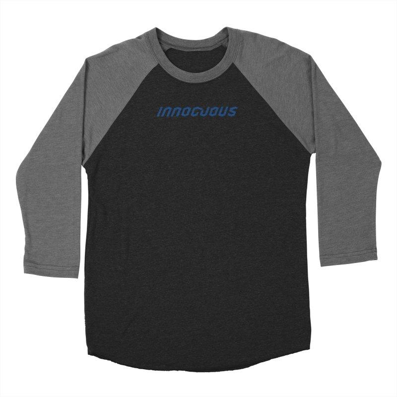 Nontoxic Women's Baseball Triblend Longsleeve T-Shirt by Jesse Quam