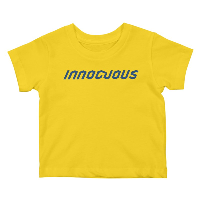 Nontoxic Kids Baby T-Shirt by Jesse Quam