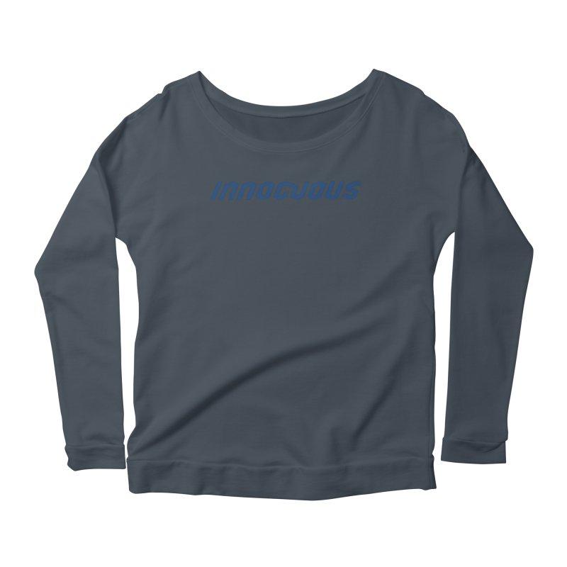 Nontoxic Women's Scoop Neck Longsleeve T-Shirt by Jesse Quam