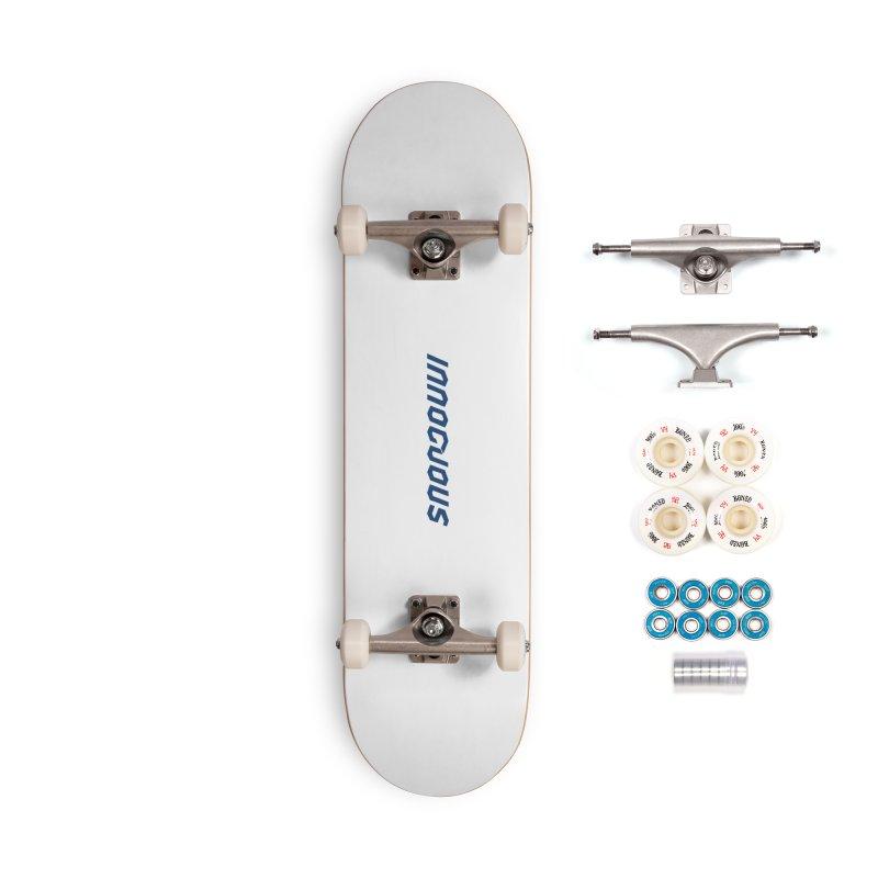 Nontoxic Accessories Complete - Premium Skateboard by Jesse Quam