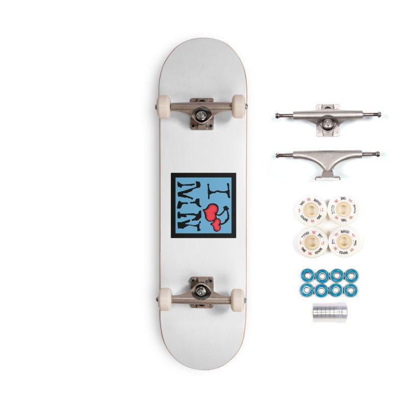 I Cherry MN Accessories Complete - Premium Skateboard by Jesse Quam