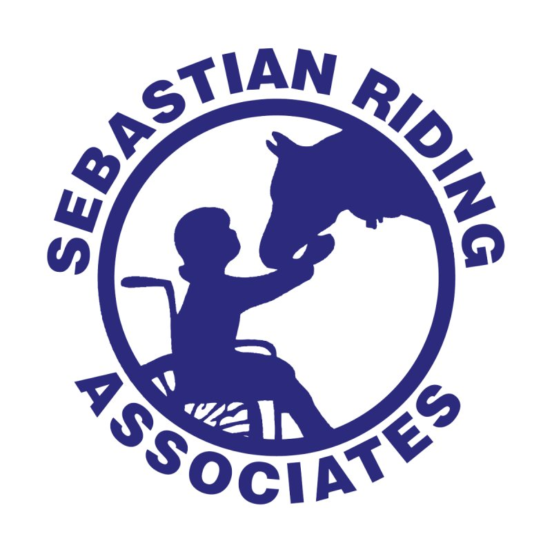 Sebastian Riding Logo Women's Fitted T-Shirt by jesshanebury's Artist Shop