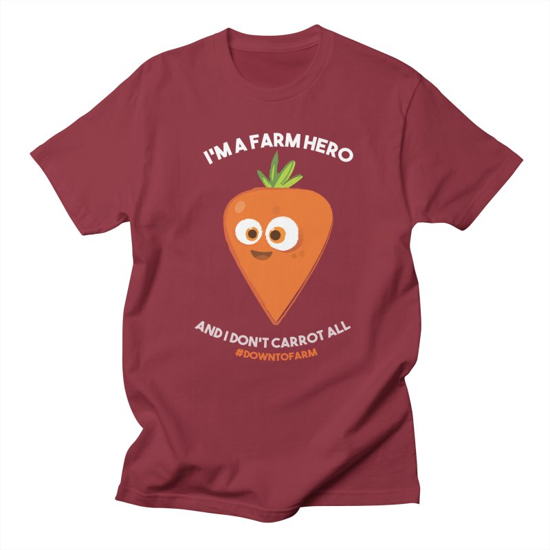 carrot Men's T-shirt by jesshanebury's Artist Shop