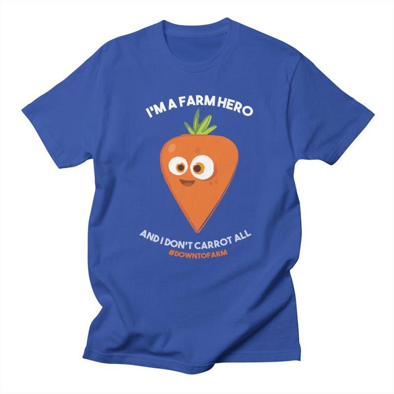 carrot Men's Regular T-Shirt by jesshanebury's Artist Shop